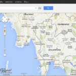 การสร้างแผนที่ Google Maps ไว้บอกเพื่อนเวลาบอกทาง
