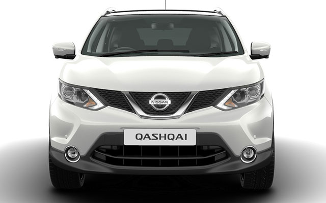 Nissan Qashiqai ปี 2014